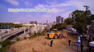 mosaic gardens at westlake groundbreak