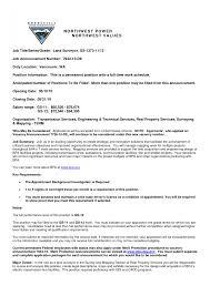 Land Surveyor Resume Sample Resume Peppapp