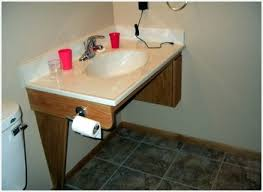 wheelchair accessible bathroom sinks. Wheelchair Accessible Bathroom Vanity Shower C50063d49f159b61 Sinks