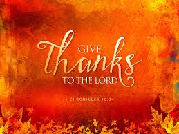 Christian Templates Give Thanks Christian Powerpoint Template First United
