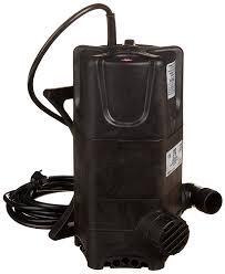 amazon com little giant water pumps parts accessories little giant wgp 95 pw 5 8 horsepower direct drive waterfall pump