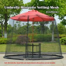 7 5x10ft umbrella mosquito net patio