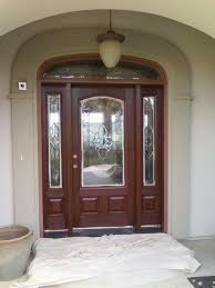 A Guide To Exterior Door Finishes - Exterior door stain