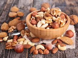 Low Fat Nuts Chart The Top 9 Nuts To Eat For Better Health
