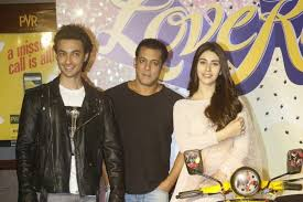 Case Filed Against Salman Khan 'Love Yatri' Team In Bihar Enchanting Lov Yri Hin