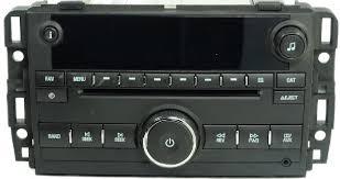 gm 2007 cd mp3 radio tahoe yukon trucks 20968153 gm 2007 cd mp3 radio tahoe yukon trucks 20968153 20918429