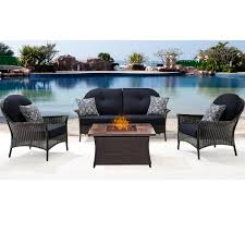 fire pit sets conversation set patio