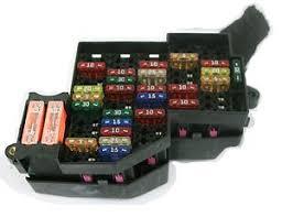 used genuine vw touareg fuse box 7l0 941 828 a uk s no 1 vw touareg fuse box£29 99