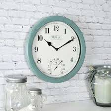 bed bath and beyond alarm clock outdoor clocks decor the home depot incredible wall intended for