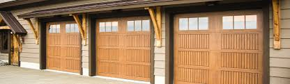 our goal is to quality overhead garage doors that not only improve the look of your home but will operate as well as they look