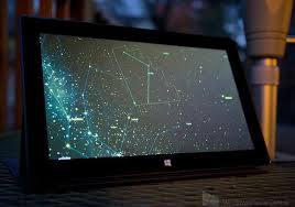 Star Panel Chart Seeing Stars With Star Chart On Your Surface Rt Windows