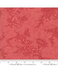 Amazing Deal on Moda Poetry Rose 108  Wide Quilt Backing Fabric By ... & Moda Poetry Rose 108