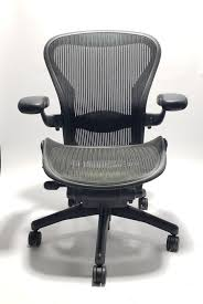 Aeron Miller Size Chart Herman Miller Aeron Chair Fully Featured Size B Or C