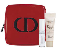 receive a free 3 piece bonus gift with your 175 dior beauty purchase
