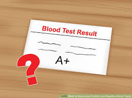 parent blood types chart how to determine positive and negative blood types 8 steps