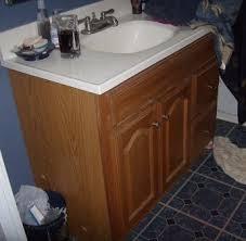 bathroom cabinet redo. Beautiful Bathroom Bathroom Remodel Before Inside Bathroom Cabinet Redo