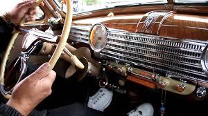 Cruising in the 1941 Chevy Fleetline - YouTube