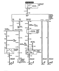 Acura legend wiring diagram steering column part 1