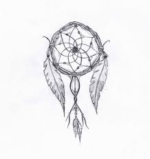 Native Dream Catchers Drawings Native American Dreamcatcher Tattoo Native American Dream Catcher 13