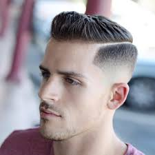 Hairstyles For Men To The Side Side Part Hairstyles For Men 2017 Mens Haircuts Pinterest