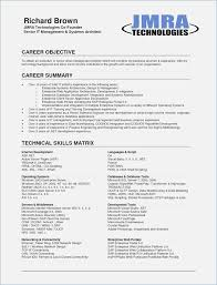 Objective Statement For Resumes Best Job Objectives For Resume Globishme 72