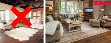 average size area rug living room lr do dont to beautiful tips