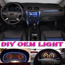 Ford Ka Interior Light Problem Car Atmosphere Light Flexible Neon Light El Wire Interior