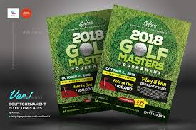 Golf Tournament Flyer Template Golf Tournament Flyer Templates