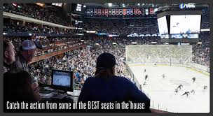 Premium Seating Nationwide Arena