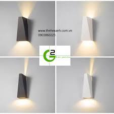 ĐÈN LED GẮN TƯỜNG GT-355 TRẮNG/ ĐEN - Nhà phân phối chính thức bóng đèn  Philips