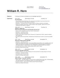 My First Job Resume Adorable Type Up A Resume Stupendous How To Set Up Resume Fill Out For First