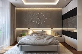 contemporer bedroom ideas large. bedroom modern decor white curtains large wardrobes clock on the brown wall contemporer ideas s