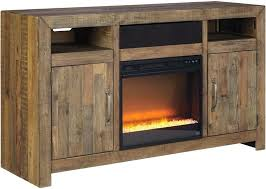 glass fireplace tv stand brown stand with glass fireplace insert berkeley infrared electric fireplace tv stand