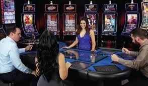 How technology and e-tables have advanced earnings for table games - GGB  Magazine