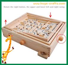 Wooden Maze Game With Ball Bearing Ball Bearing Maze Game Ball Bearing Maze Game Suppliers and 32
