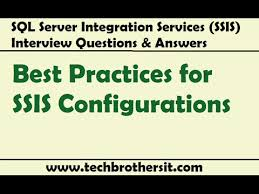 Ssis Interview Questions Ssis Interview Questions And Answers Best Practices For Ssis