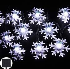 Snowflake Solar Christmas Lights 10 Best Solar Christmas Lights Reviews And Ratings For 2020