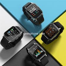 <b>Haylou Smartwatch 2</b> is Released: 12 Sports, 20 Days Long Battery ...