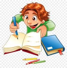 book drawing writing cartoon