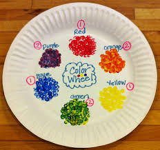 59 Paper Plate Art For Kids Cool Art Projects For Kids At Home And Art Using Colored Paper L