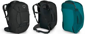 osprey porter best affordable gear hauling travel backpack