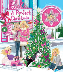 Barbie A Perfect Christmas ~ Name Cartoons