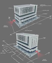 Design Concept For Commercial Building Commercial Building Design And Diagrams By Rawand_a_amin