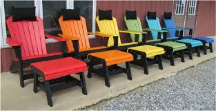 purple plastic adirondack chairs. Lancaster Poly Patios HOME With Amish Adirondack Chairs Prepare 31 Purple Plastic