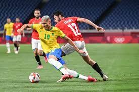 فيديو   منتخب مصر الأولمبي يخسر أمام البرازيل 1 / 0 ويودع أولمبياد طوكيو -  التيار الاخضر