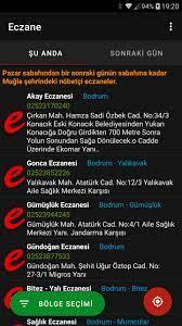 Nöbetçi Eczane für Android - APK herunterladen