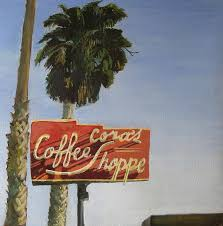 Dine 'al fresco' on our covered patio. Cora S Coffee Shoppe Painting By Felice Panagrosso