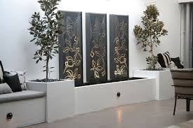 Small Picture Penthouse Custom Laser Cut Steel Designed Lightbox Water Feature