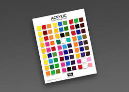 Acrylic Color Mixing Chart Acrylic Color Mixing Chart Free Pdf Download Draw And