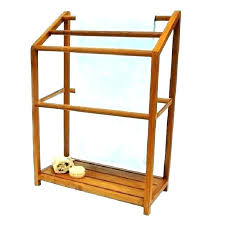 poolside towel stand pool towel stand pool towel racks free standing outdoor rack spa exterior swimming